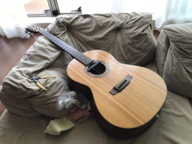 たまにはギターを掃除しよう!私が使っているメンテグッズも紹介します。