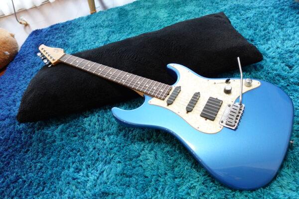 ギター画像。